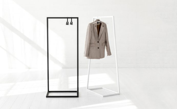 FIRST clothing rack, small