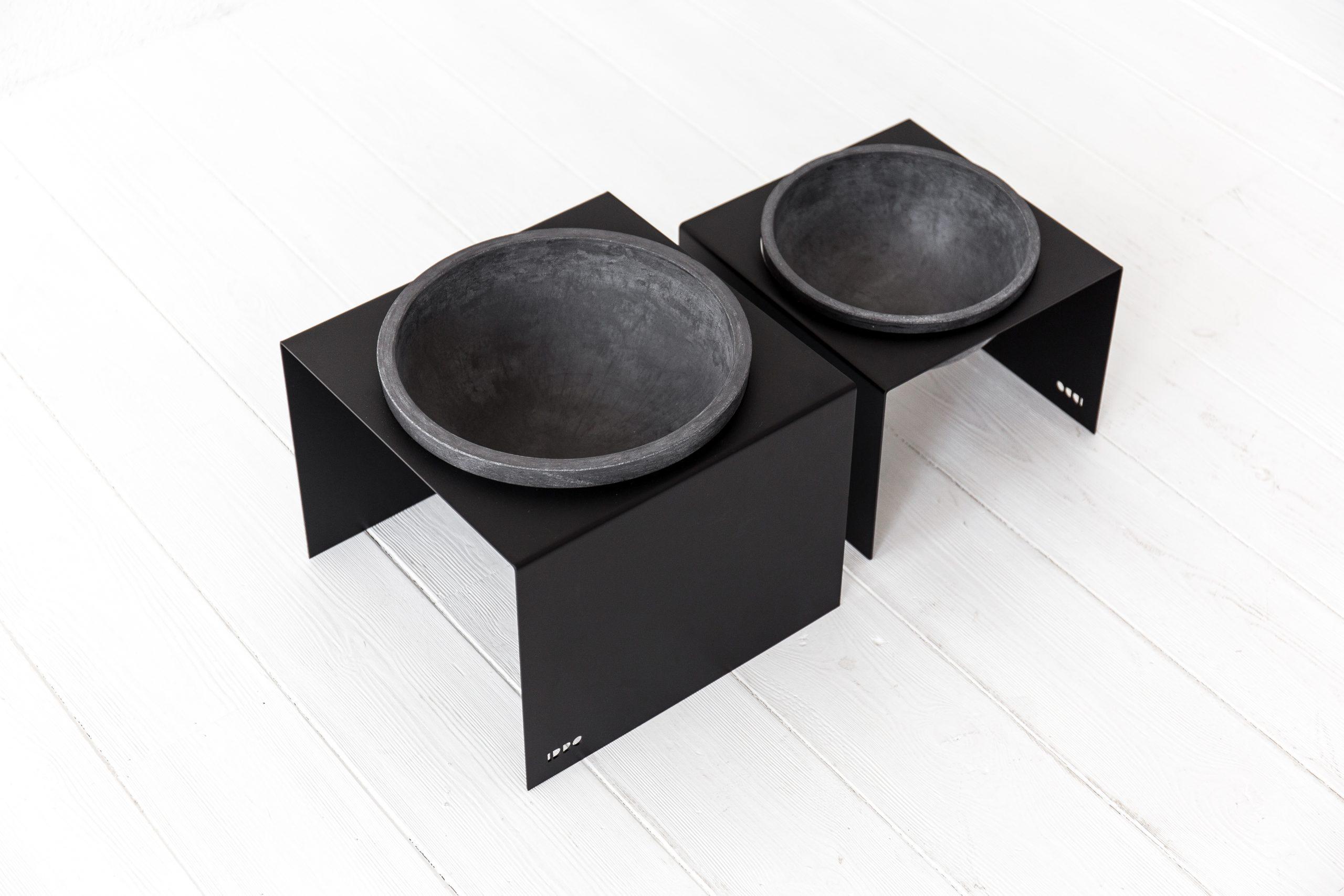 STAND&bowl pot, light