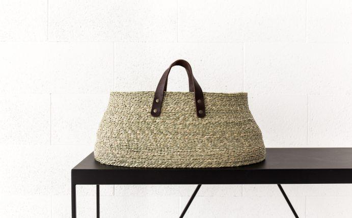 OVAL ELEGANT storage basket