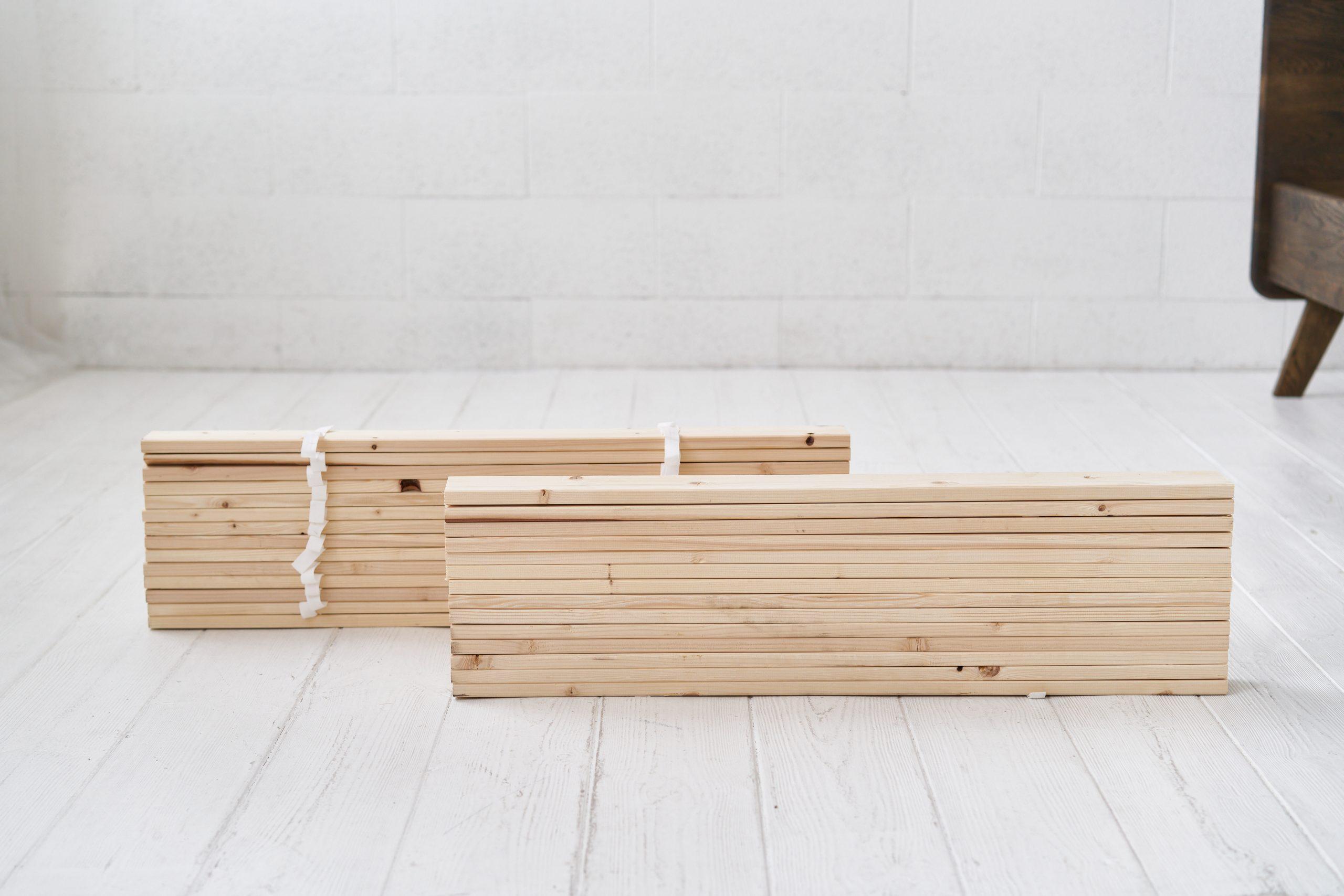SIMPLE lovos grotelės