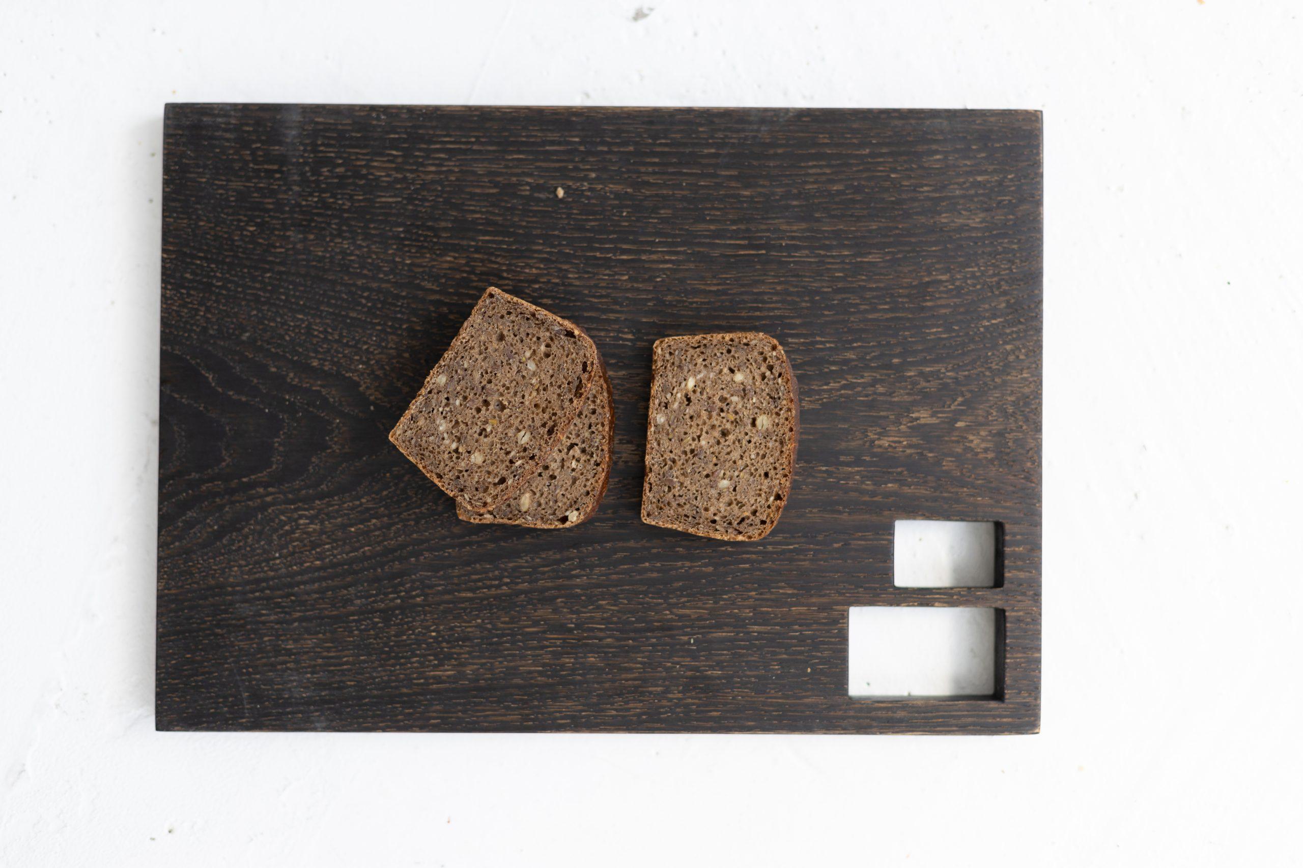 GIRIA medinė pjaustymo lentelė, stačiakampė
