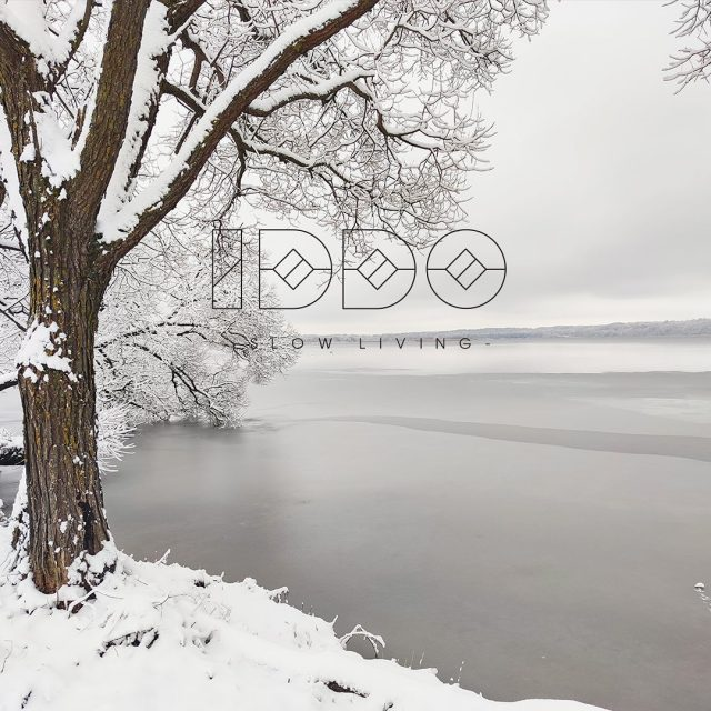 🤍One of the enjoyable things about the weekend is taking a walk with the family, finding beautiful places in Lithuania, but now not about that, a great detail in this picture is white snow, and we will show you about white details in our concrete coasters this week.  #White #Snow #wallpaper #furnitureshop #whitedetails #wood #lake #Lithuania #MadeinLithuania
