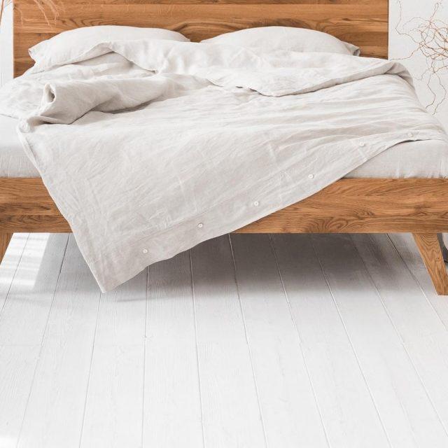🖤REST miegamojo lova - Moderni ąžuolinė lova. Mėgstantiems ir vertinantiems natūralumą. Pagaminta tikrų medžio meistrų ir išieškota iki smulkmenų.  Neperkrauta nereikalingomis detalėmis. Jokių patalynės dėžių, kur kaupiasi dulkės ir daiktai.
